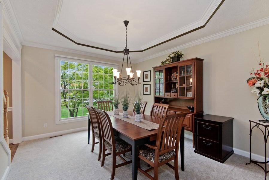 Real Estate Photography - 3170 Estates Drive  North, St. Joseph, MI, 49085 - Dining Area