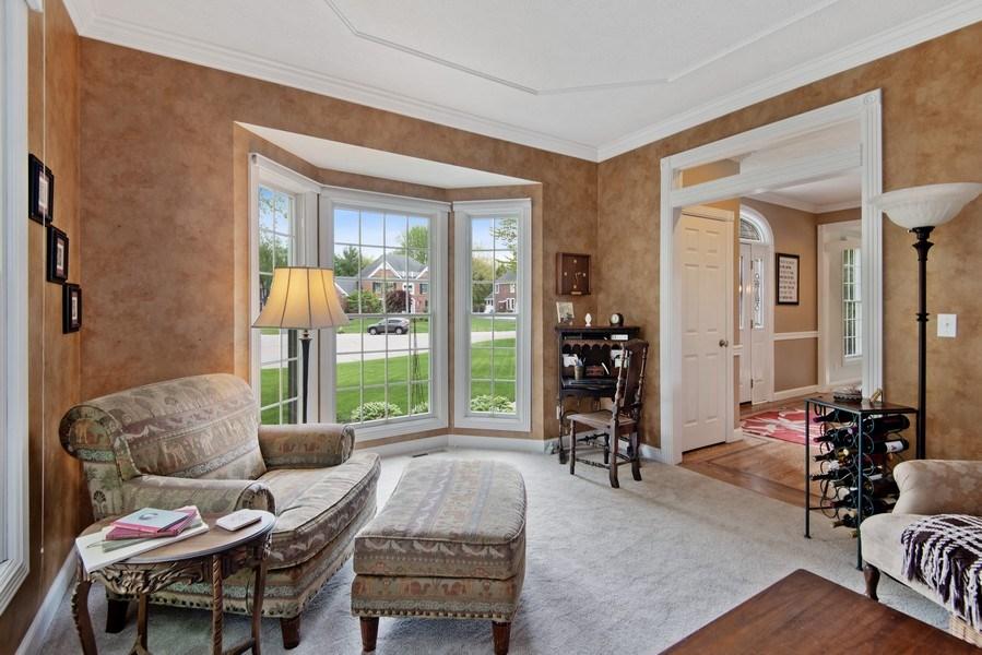 Real Estate Photography - 3170 Estates Drive  North, St. Joseph, MI, 49085 - Living Room