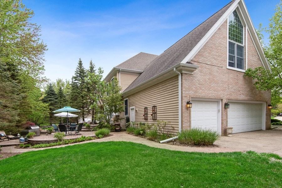 Real Estate Photography - 3170 Estates Drive  North, St. Joseph, MI, 49085 - Side View