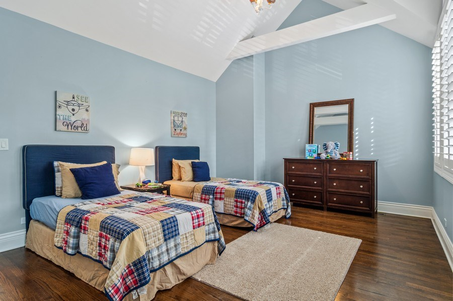 Real Estate Photography - 2514 N Greenview, Chicago, IL, 60614 - 2nd Bedroom
