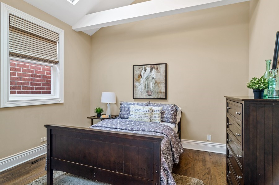Real Estate Photography - 2514 N Greenview, Chicago, IL, 60614 - 3rd Bedroom