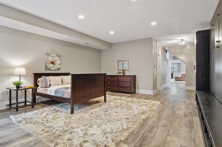 Real Estate Photography - 2514 N Greenview, Chicago, IL, 60614 - Lower Level/4th Bedroom or Office