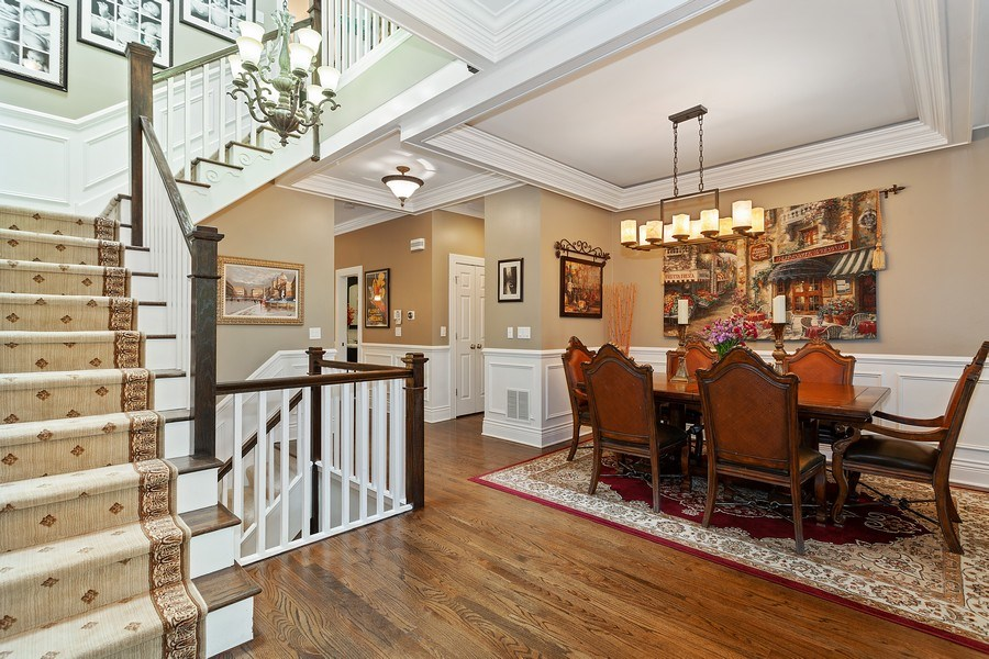 Real Estate Photography - 2514 N Greenview, Chicago, IL, 60614 - Dining Room