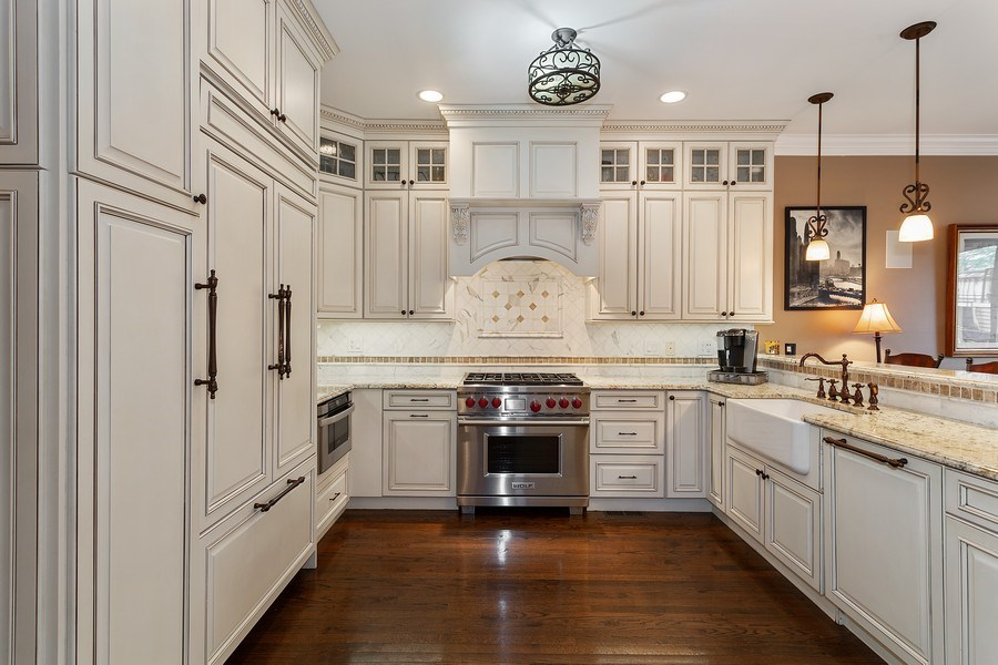 Real Estate Photography - 2514 N Greenview, Chicago, IL, 60614 - Kitchen