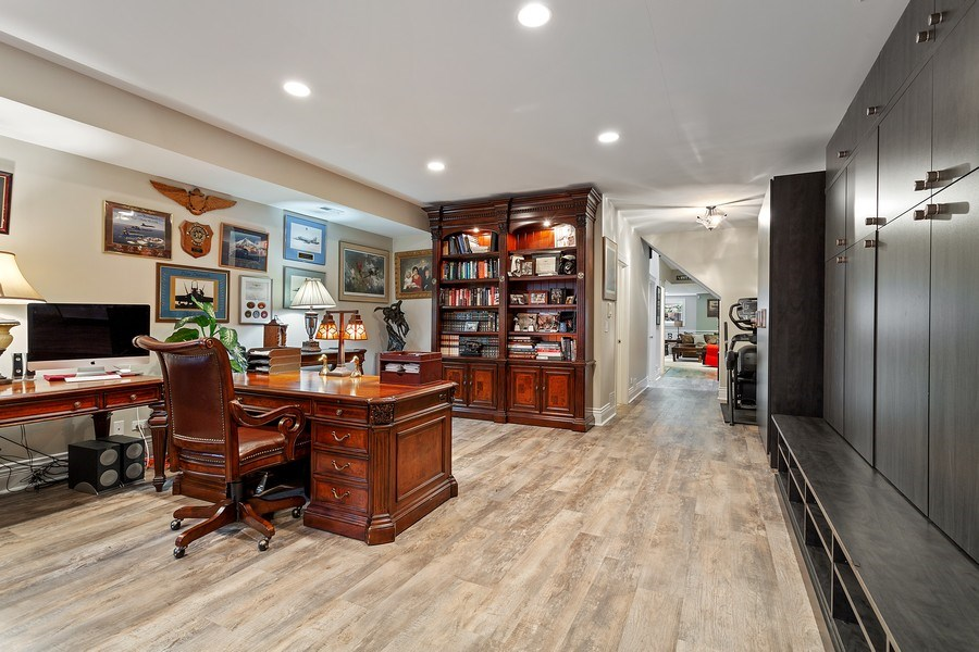 Real Estate Photography - 2514 N Greenview, Chicago, IL, 60614 - Office or 4th bedroom