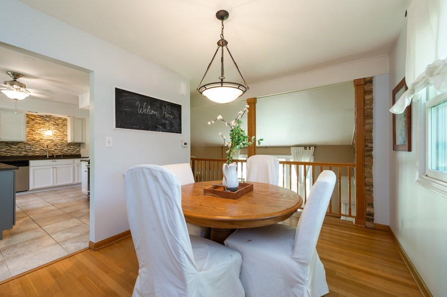 Real Estate Photography - 1405 S Highland, Arlington Heights, IL, 60005 - Dining Room