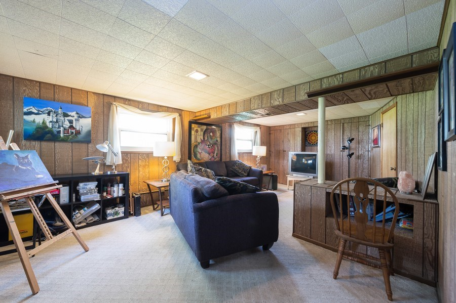 Real Estate Photography - 1415 N Highland, Arlington Heights, IL, 60004 - Lower Level