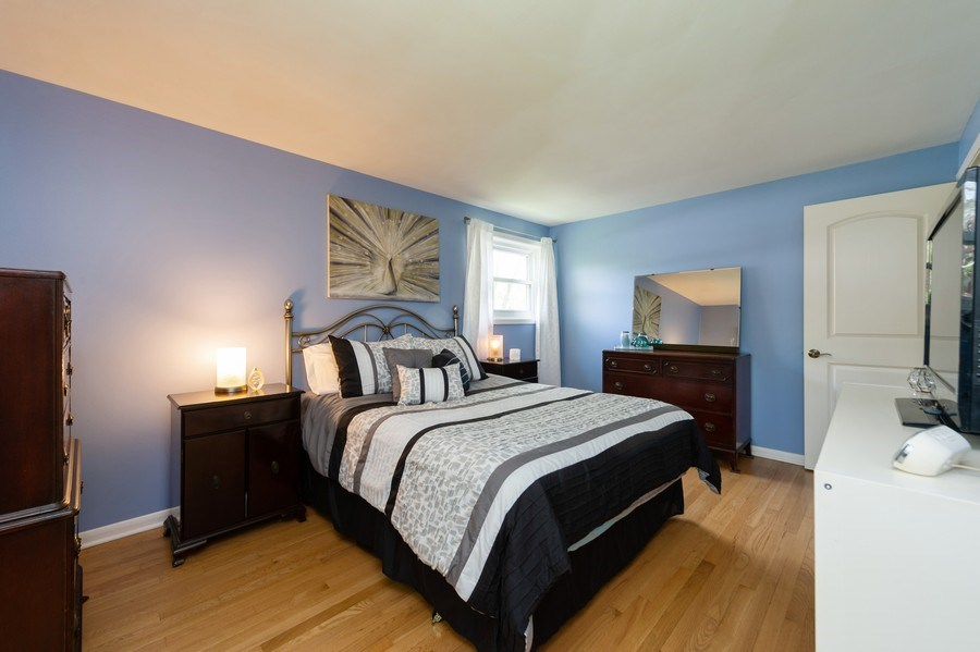 Real Estate Photography - 1415 N Highland, Arlington Heights, IL, 60004 - Bedroom