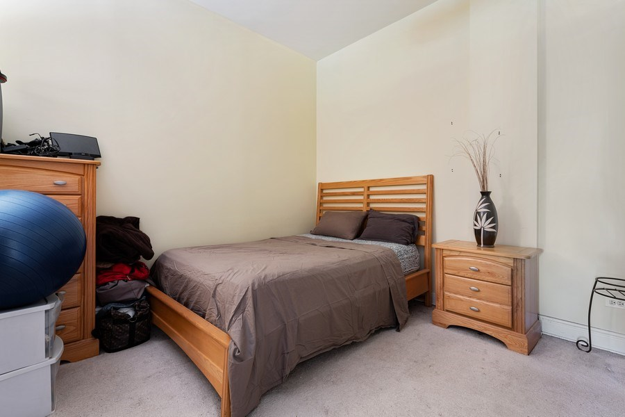 Real Estate Photography - 4020 N Damen, Unit 206, Chicago, IL, 60618 - 2nd Bedroom