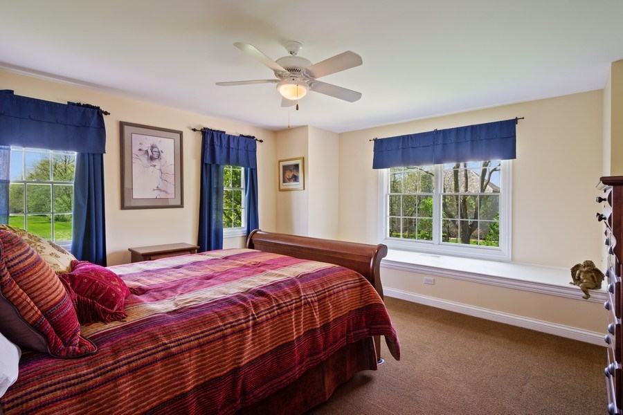 Real Estate Photography - 28471 W Casey Ct, Lake Barrington, IL, 60010 - 3rd Bedroom