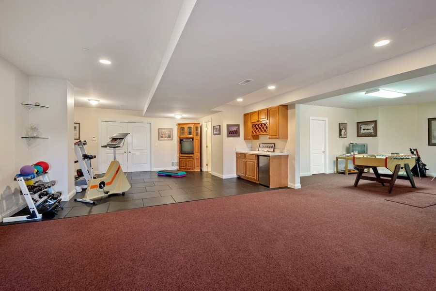 Real Estate Photography - 28471 W Casey Ct, Lake Barrington, IL, 60010 - Basement