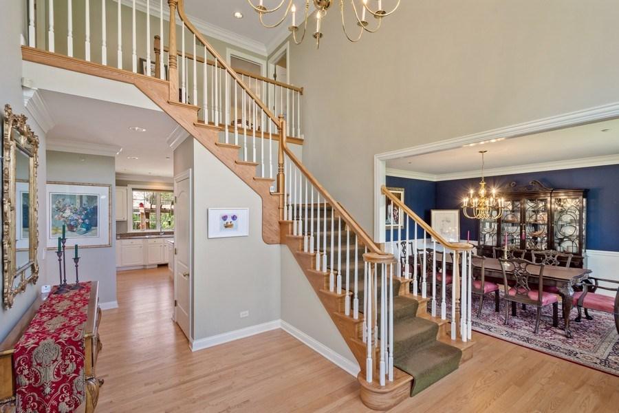 Real Estate Photography - 28471 W Casey Ct, Lake Barrington, IL, 60010 - Foyer