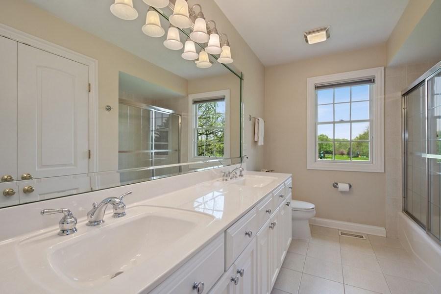Real Estate Photography - 28471 W Casey Ct, Lake Barrington, IL, 60010 - Bathroom