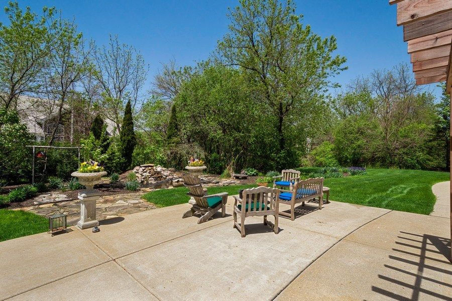 Real Estate Photography - 28471 W Casey Ct, Lake Barrington, IL, 60010 - Patio