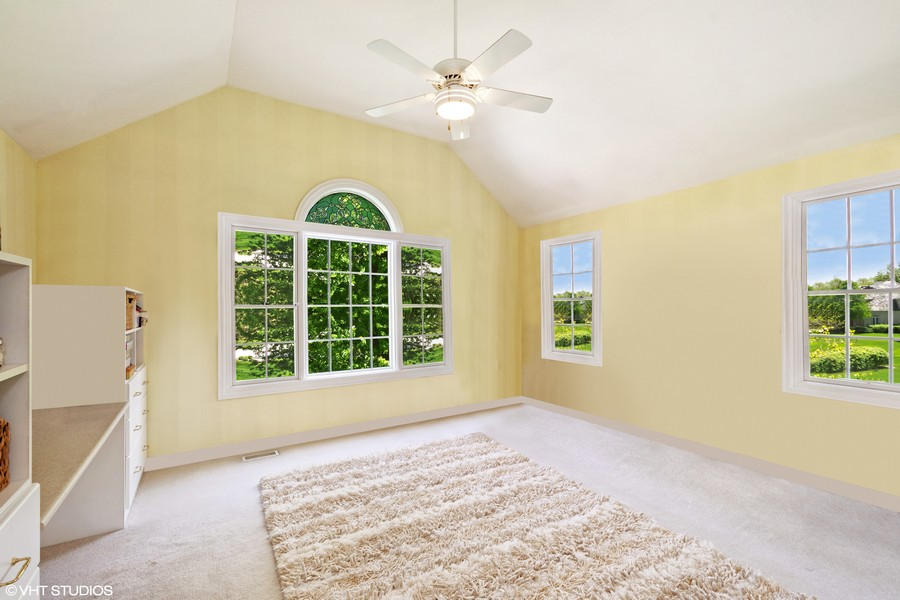 Real Estate Photography - 28471 W Casey Ct, Lake Barrington, IL, 60010 - 2nd Bedroom