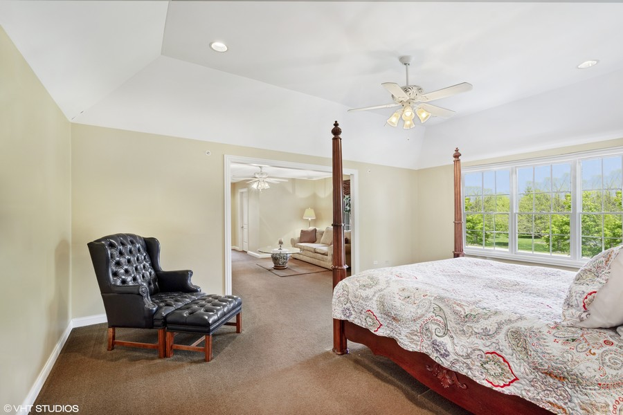 Real Estate Photography - 28471 W Casey Ct, Lake Barrington, IL, 60010 - Master Bedroom