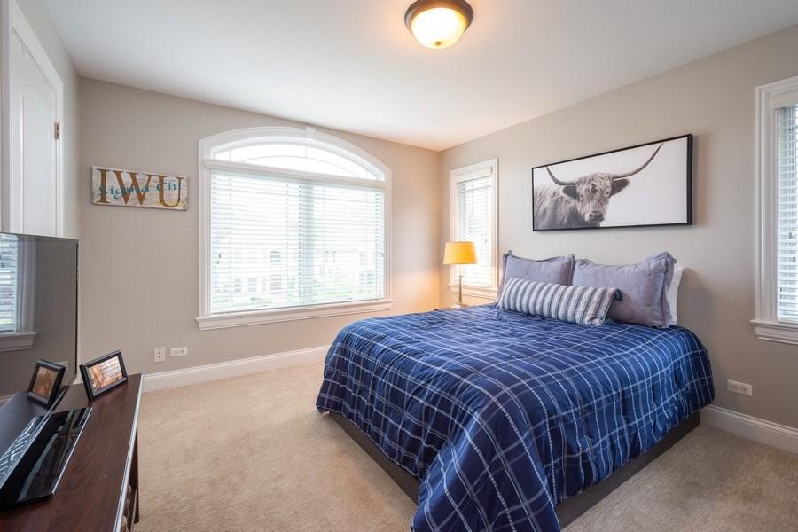 Real Estate Photography - 756 E Sunnyside Ave, Libertyville, IL, 60048 - 4th Bedroom