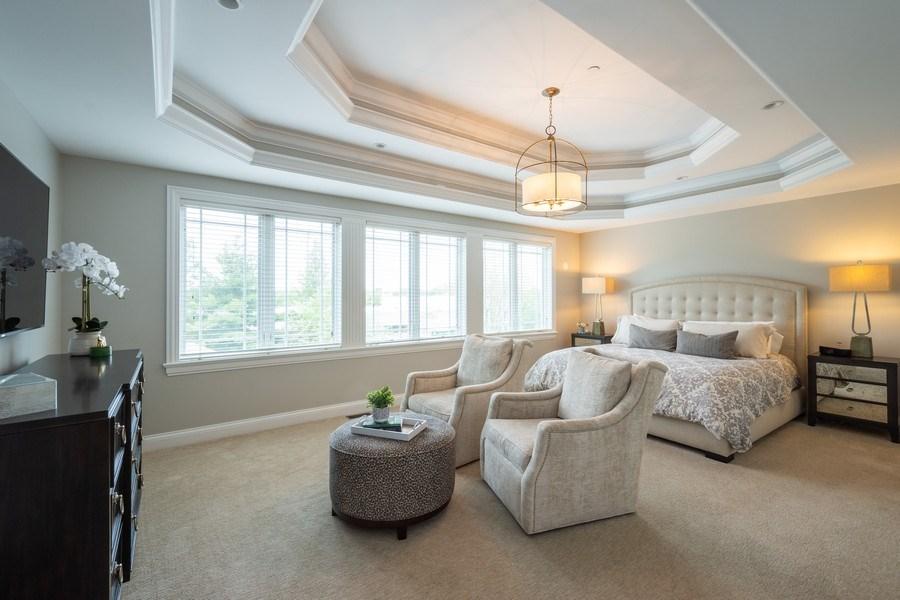 Real Estate Photography - 756 E Sunnyside Ave, Libertyville, IL, 60048 - Master Bedroom
