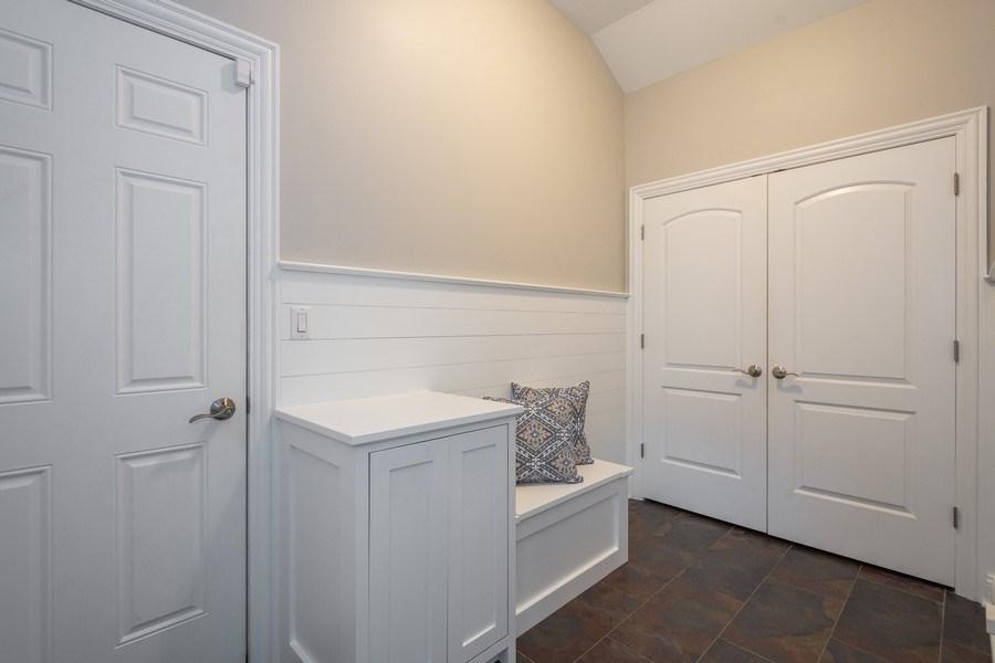 Real Estate Photography - 756 E Sunnyside Ave, Libertyville, IL, 60048 - Mudroom