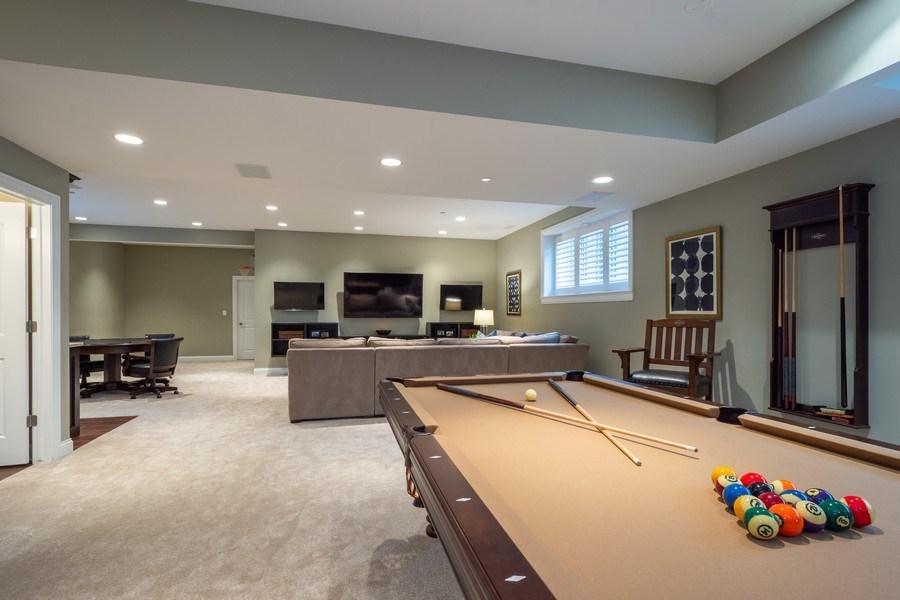 Real Estate Photography - 756 E Sunnyside Ave, Libertyville, IL, 60048 - Basement