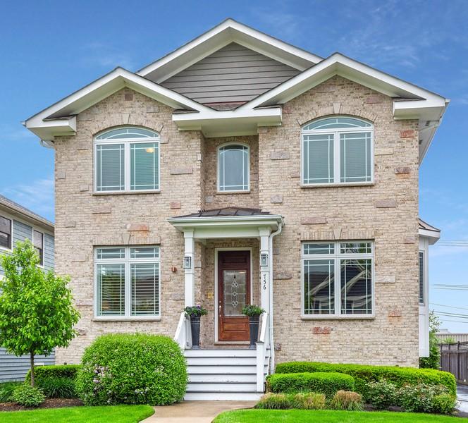 Real Estate Photography - 756 E Sunnyside Ave, Libertyville, IL, 60048 -