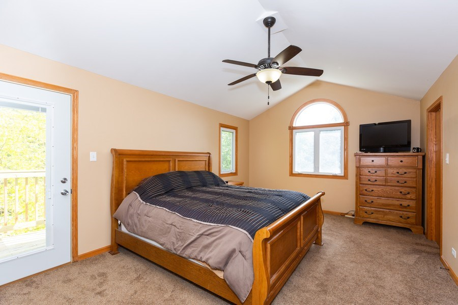 Real Estate Photography - 3975 Coneflower Cir, Coal City, IL, 60416 - Master Bedroom