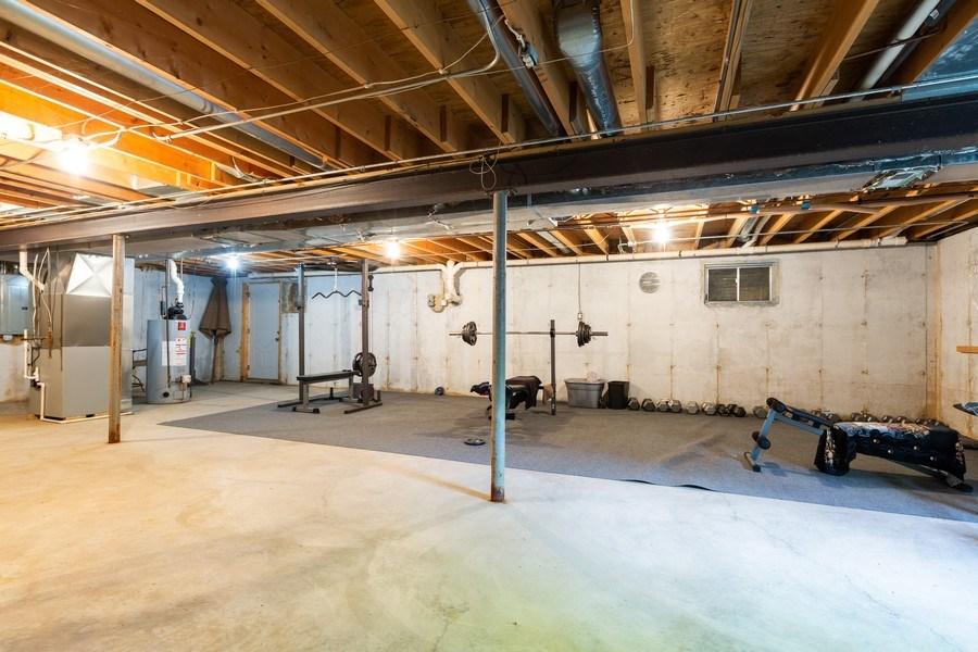 Real Estate Photography - 3975 Coneflower Cir, Coal City, IL, 60416 - Basement
