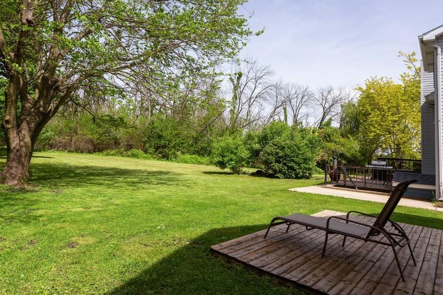 Real Estate Photography - 3975 Coneflower Cir, Coal City, IL, 60416 - Back Yard