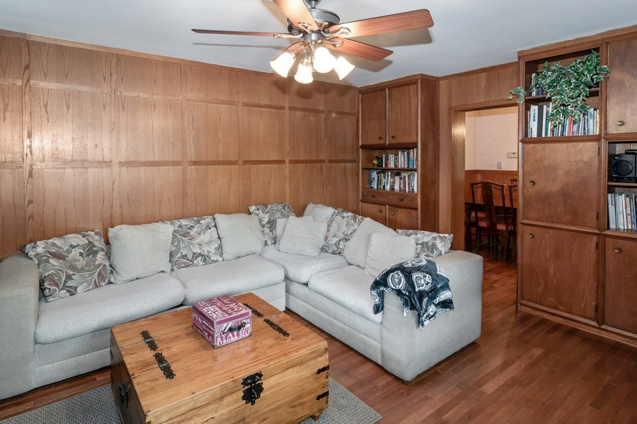 Real Estate Photography - 455 N Laverne Ave, Hillside, IL, 60162 - Family Room