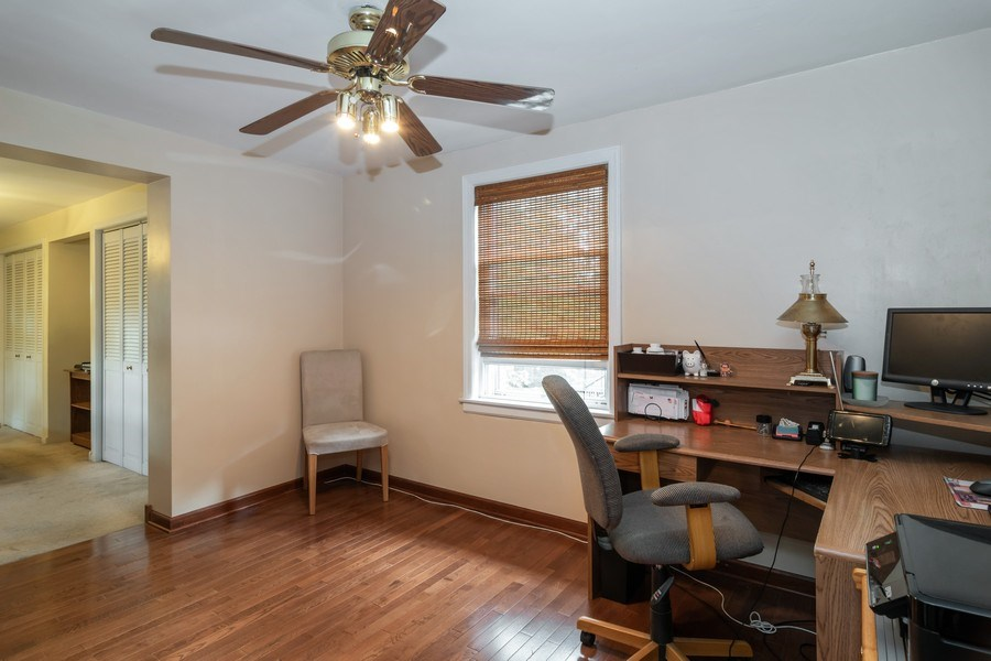 Real Estate Photography - 455 N Laverne Ave, Hillside, IL, 60162 - Office