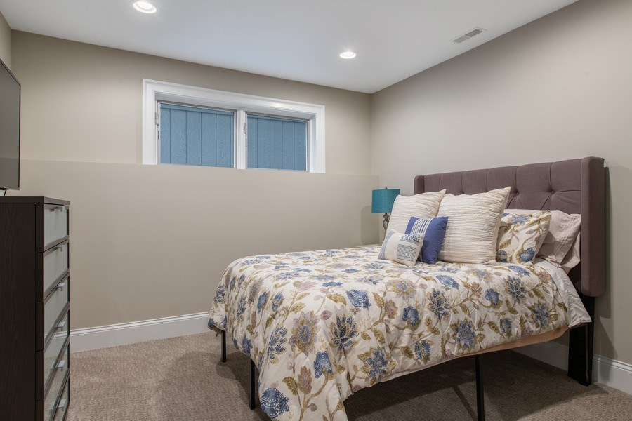 Real Estate Photography - 2019 W Wellington, Chicago, IL, 60618 - 6th Bedroom