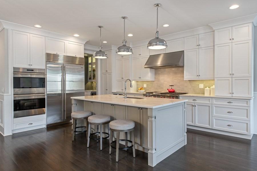 Real Estate Photography - 2019 W Wellington, Chicago, IL, 60618 - Kitchen
