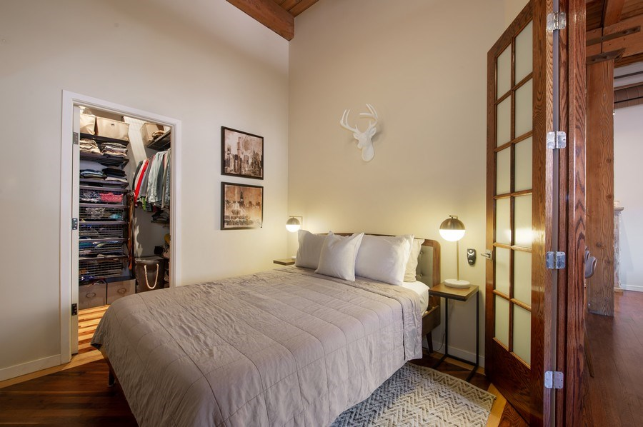 Real Estate Photography - 420 W. Grand Ave., #5B, Chicago, IL, 60654 - Master Bedroom