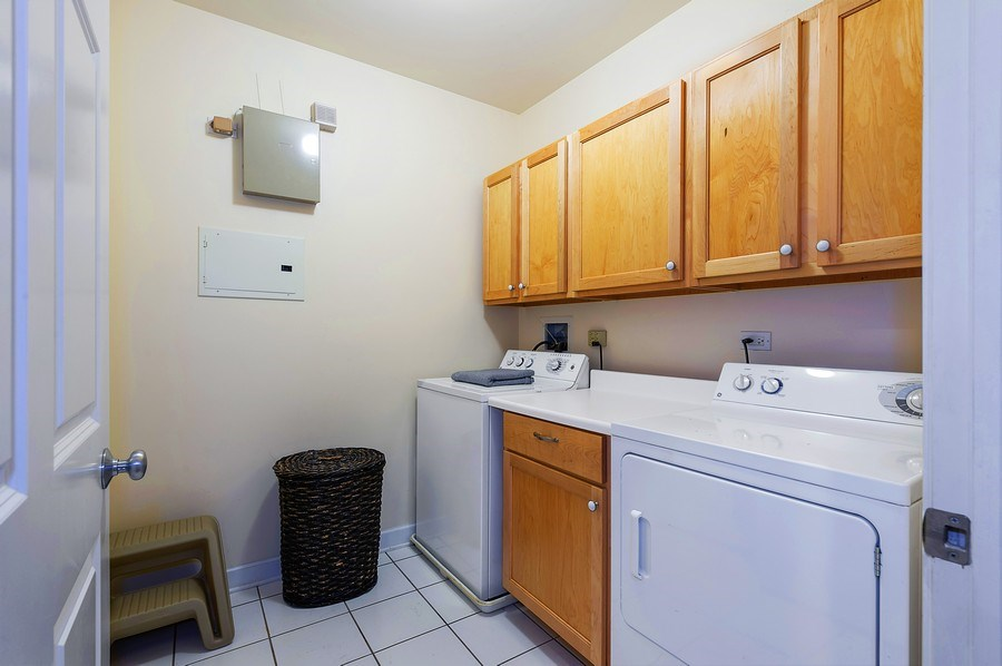Real Estate Photography - 4821 N. Damen #2, Chicago, IL, 60625 - Laundry Room
