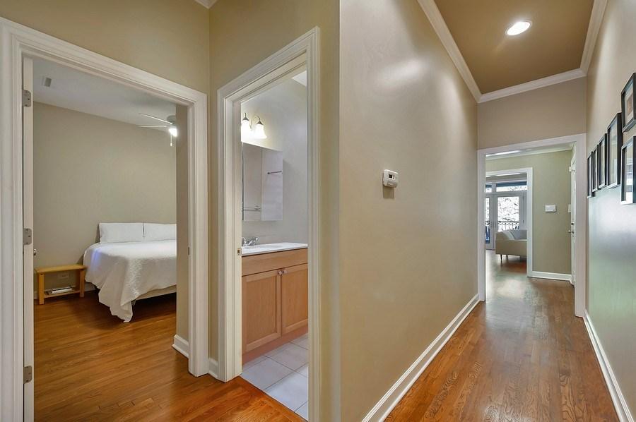 Real Estate Photography - 4821 N. Damen #2, Chicago, IL, 60625 - Hallway