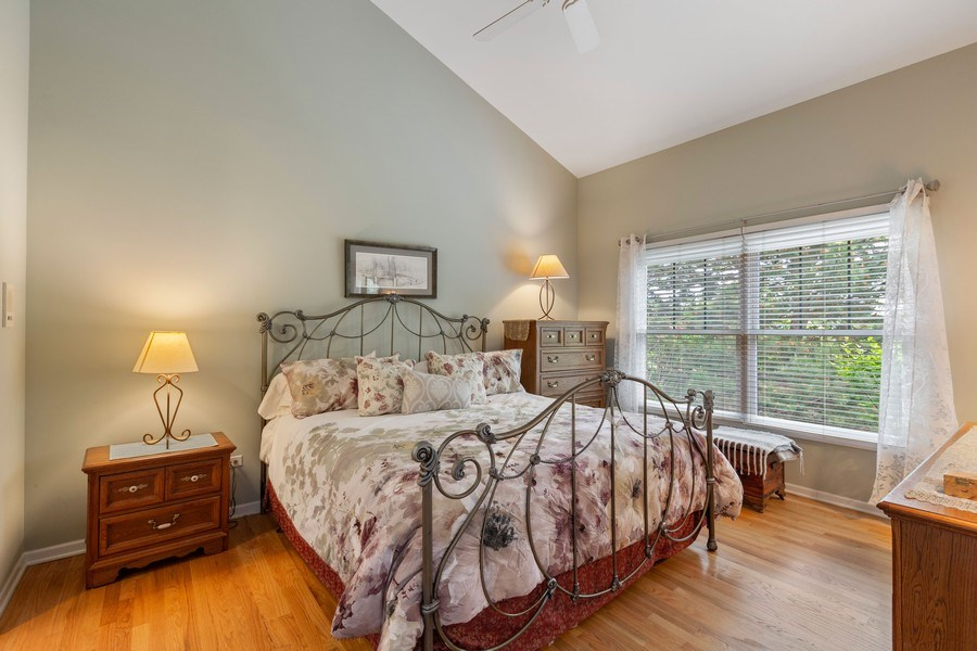 Real Estate Photography - 21685 Cappel Ln, Frankfort, IL, 60423 - Master Bedroom
