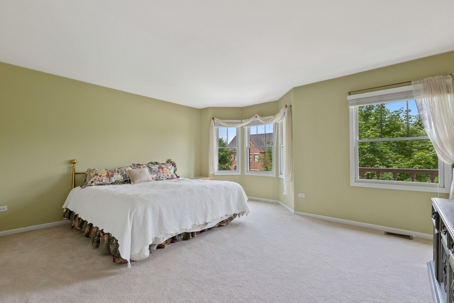 Real Estate Photography - 21685 Cappel Ln, Frankfort, IL, 60423 - 2nd Bedroom