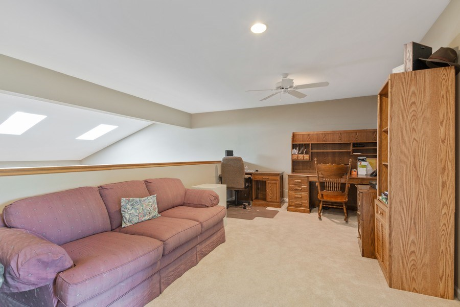 Real Estate Photography - 21685 Cappel Ln, Frankfort, IL, 60423 - Loft