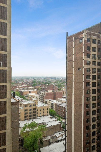 Real Estate Photography - 3200 N LAKE SHORE DRIVE, 2003, CHICAGO, IL, 60657 - View