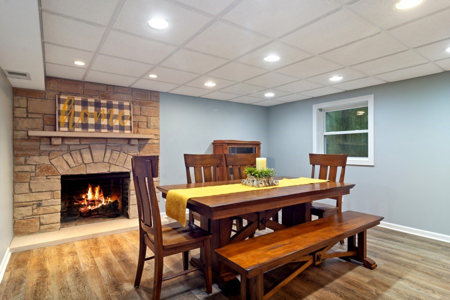 Real Estate Photography - 222 S Albert St, Mount Prospect, IL, 60056 - Lower Level