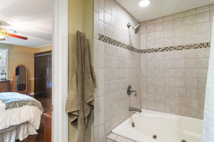 Real Estate Photography - 222 S Albert St, Mount Prospect, IL, 60056 - Master Bathroom