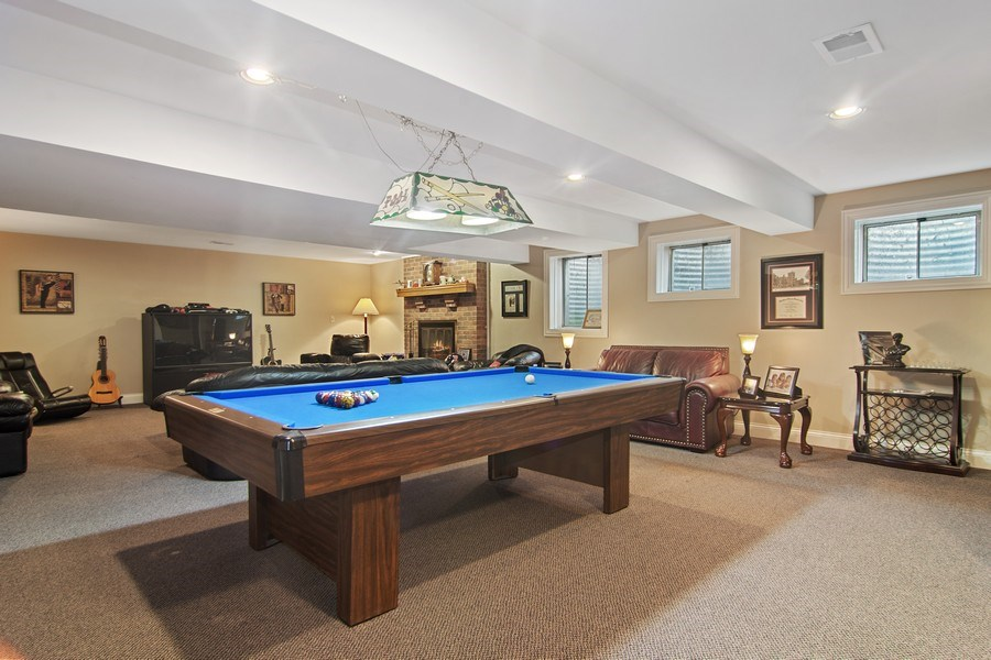 Real Estate Photography - 1231 W Heather, Arlington Heights, IL, 60005 - Basement