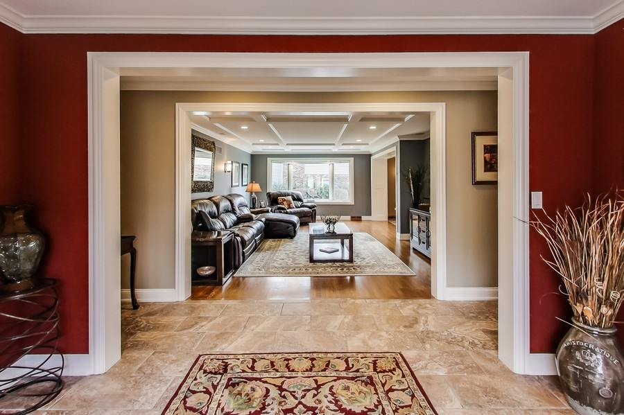 Real Estate Photography - 1231 W Heather, Arlington Heights, IL, 60005 - Foyer RV