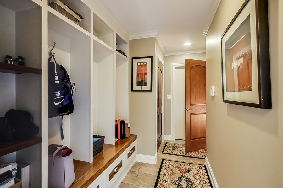 Real Estate Photography - 1231 W Heather, Arlington Heights, IL, 60005 - Mudroom RV