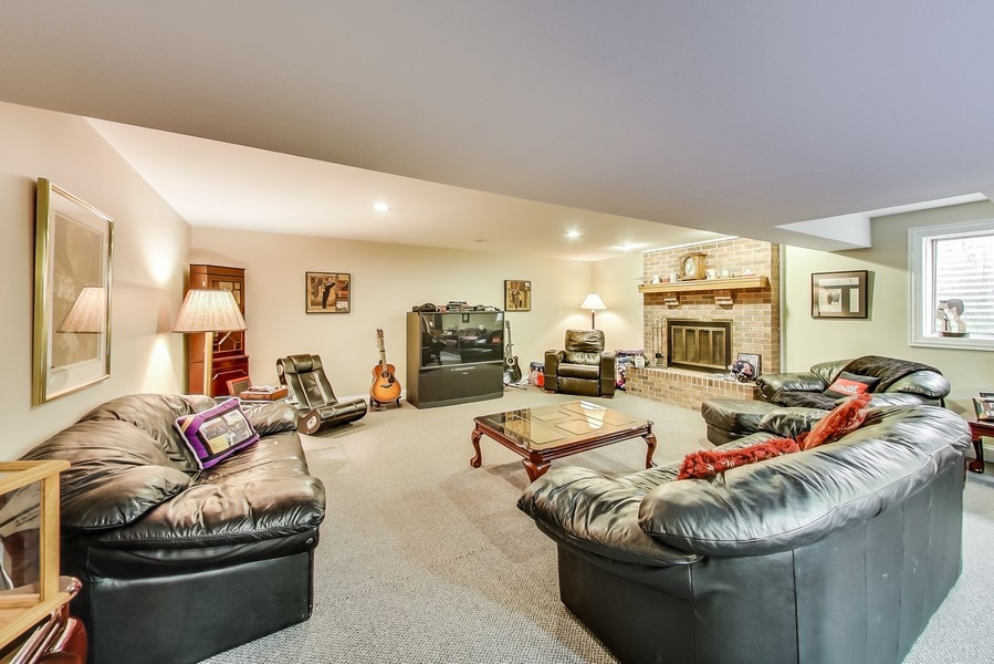 Real Estate Photography - 1231 W Heather, Arlington Heights, IL, 60005 - Basement RV