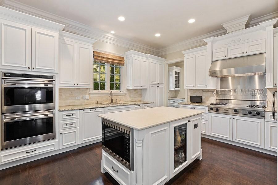 Real Estate Photography - 205 Laurel, Highland Park, IL, 60035 - Kitchen