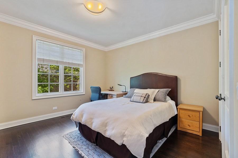Real Estate Photography - 205 Laurel, Highland Park, IL, 60035 - 4th Bedroom