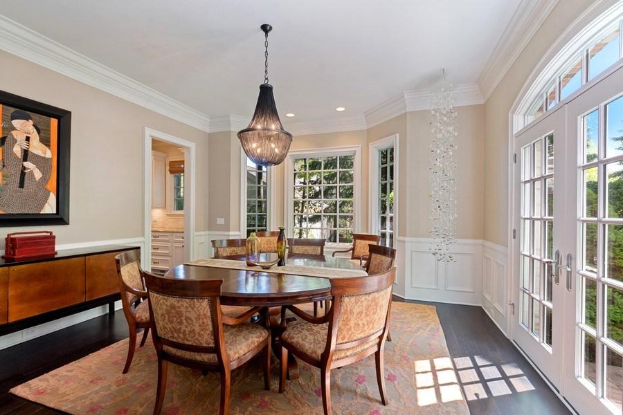 Real Estate Photography - 205 Laurel, Highland Park, IL, 60035 - Dining Room