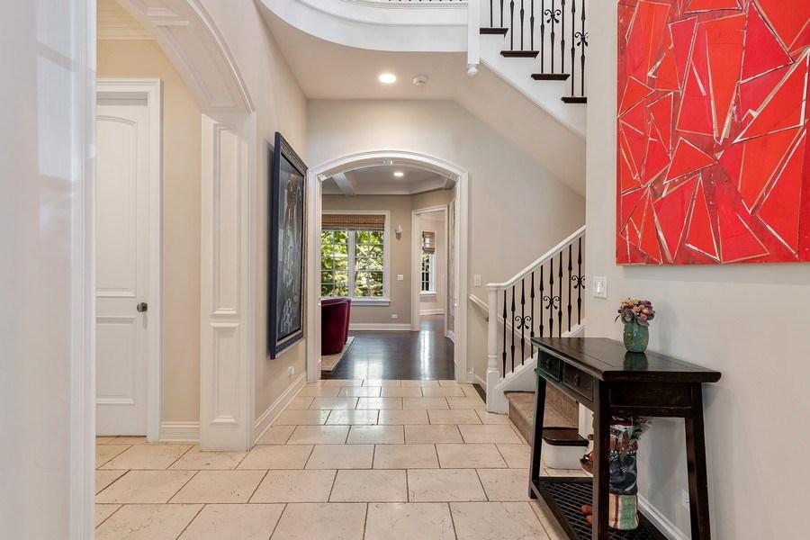 Real Estate Photography - 205 Laurel, Highland Park, IL, 60035 - Foyer
