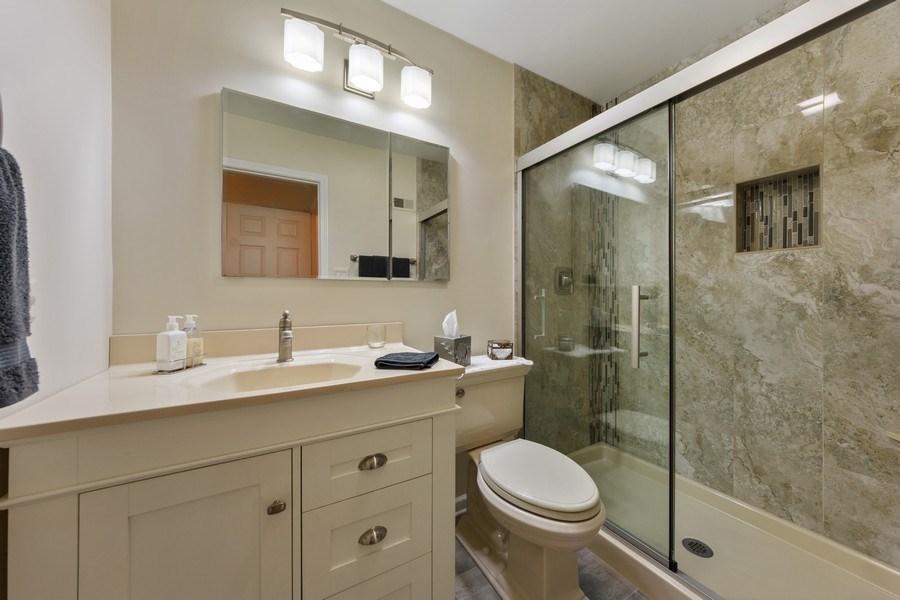 Real Estate Photography - 376 N Oak Hill Road, Lake Barrington, IL, 60010 - Master Bathroom